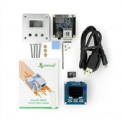 Zestaw NanoPi NEO2 Complete Starter Kit - z płytką NanoPi NEO2 512MB