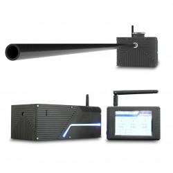 Czujnik do badania smogu z drona - Nosacz II