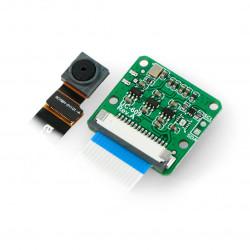 Kamera ArduCam IMX219 - kamera szpiegowska 8Mpx z elastycznym przewodem dla Jetson Nano