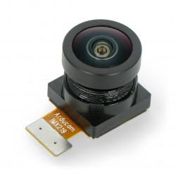 Moduł z obiektywem M12 mount IMX219 8Mpx - rybie oko dla kamery Raspberry Pi V2 - ArduCam B0180