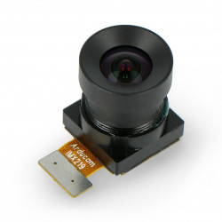 Module with M12 mount lens IMX219 8Mpx - for Raspberry Pi V2 camera - ArduCam B0184