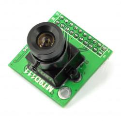 Moduł kamery ArduCam MT9D111 2MPx JPEG z obiektywem HQ M12x0.5