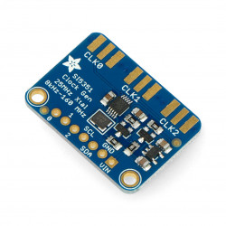 Generator sygnału Si5351A 160MHz I2C - moduł Adafruit