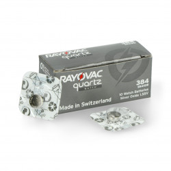 Rayovac SR41SW batteries - 10pcs