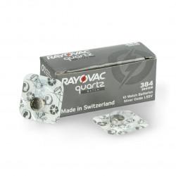 Rayovac SR41SW batteries - 10pcs