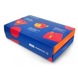 Zestaw edukacyjny Circuitmess Ringo GSM - do samodzielnego montażu + zestaw narzędzi