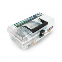 StarterKit rozszerzony - z modułem Arduino Uno + Box