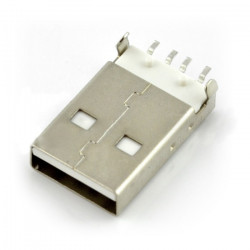 USB connector type A - SMD