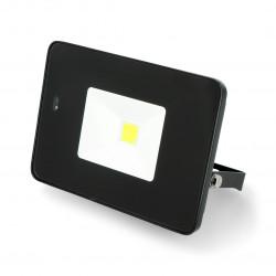 Lampa zewnętrzna LED 679B3000, 20W, 1700lm, IP65, AC220-240V, 3000K - biały ciepły - czarna