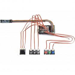 Dobot Arduino Al Suite - zestaw do nauki o sztucznej inteligencji z płytką DFRduino Mega2560