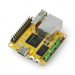 ROCK Pi Model S D4 - Rockchip RK3308 Cortex A35 Quad-Core