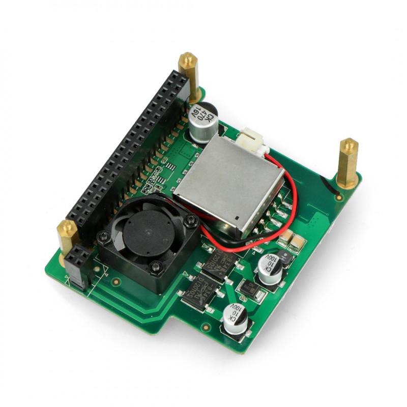 PoE HAT - Power over Ethernet for Rock Pi 4