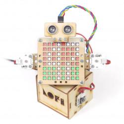 Lofi Robot - Codebox Full Kit - zestawy do budowy robotów