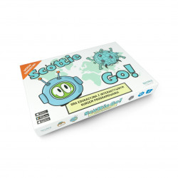 Scottie Go! Edu - a multimedia educational game