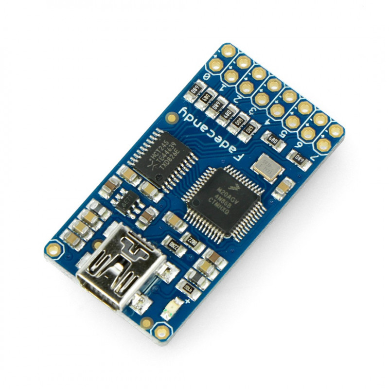 FadeCandy - sterownik USB do modułów NeoPixel - Adafruit 1689