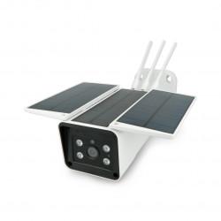Coolseer - kamera WiFi 2MPx IP66 zasilana energią słoneczną - COL-BC02W