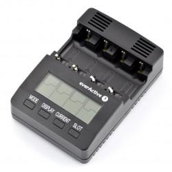 Ładowarka akumulatorów everActive NC-3000 - AA, AAA, R14, R20