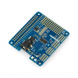 Adafruit Mini Kit 16- kanałowy sterownik PWM - Servo Hat do Raspberry Pi