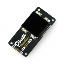 Pirate Audio 3W Stereo Amp - 3W amplifier with display - AMP for Raspberry Pi
