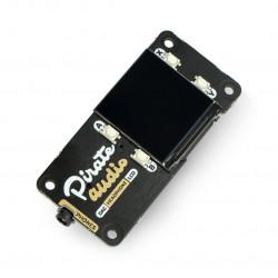Pirate Audio Headphone Amp - headphones amplifier for Raspberry Pi