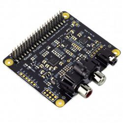 Pi-DAC PRO - karta dźwiękowa dla Raspberry Pi 4B/3B+/3/2/B+/A+