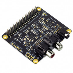 Pi-DAC PRO - sound card for Raspberry Pi 4B/3B+/3/2/B+/A+