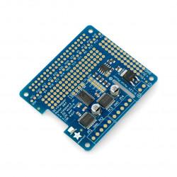 Adafruit Mini Kit sterownik silnika DC i krokowego - Motor Hat do Raspberry Pi