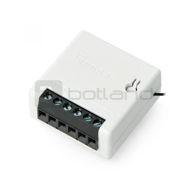 Sonoff Mini - 230v Wifi Relay   Ios App