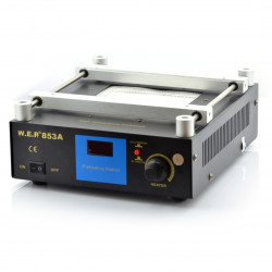 Podgrzewacz kwarcowy WEP 853A - preheater