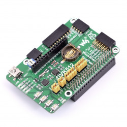 DVK512 - expansion for Raspberry Pi 4B/3B+/3B/2B*