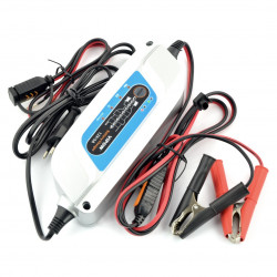 Charger for gel batteries 8 stage Vipow - 12V / 5A