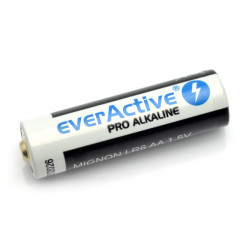 AA (R6 LR6) Alkaline Battery EverActive Pro