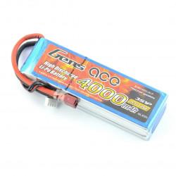 Pakiet LiPol Gens Ace 4000mAh 25C 3S 11.1V