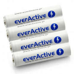 Akumulator EverActive R3 AAA Ni-MH 2600 mAh