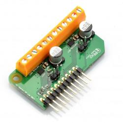 PiFace Motor Control Extra - rozszerzenie do PiFace Relay+