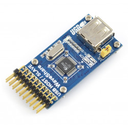 Module with USB Host - SL811 driver_