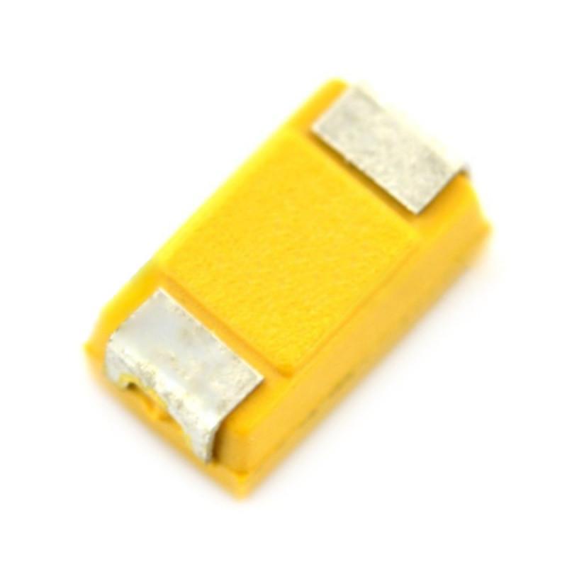 Tantalum capacitor 22uF/16V SMD - C*