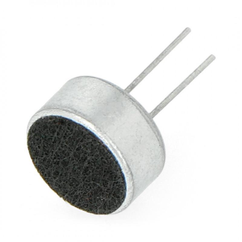 Microphone 50-56dB 9 / 4.5mm - THT*