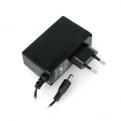 Power supply ITE 12V/2A - plug DC 5,5/2,5mm