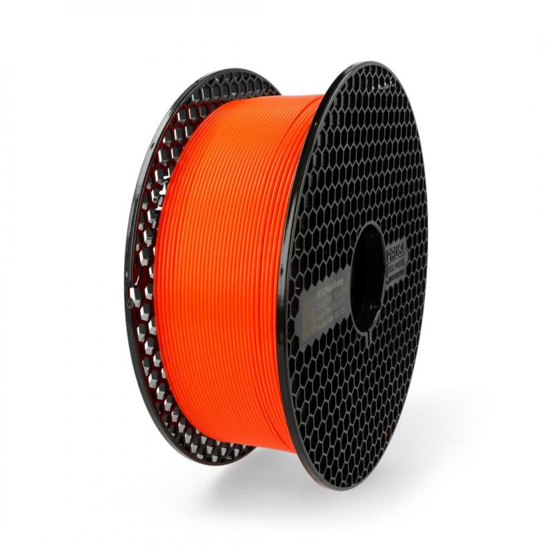 Filament Prusa PETG 1,75mm 1kg - Orange