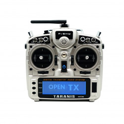 Controlling transmitter FrSky Taranis X9D Plus + R9M receiver