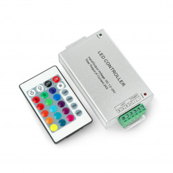 LED strip driver with remote - 20-key