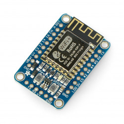 Adafruit Huzzah ESP8266 - WiFi module GPIO, ADC, PCB antena