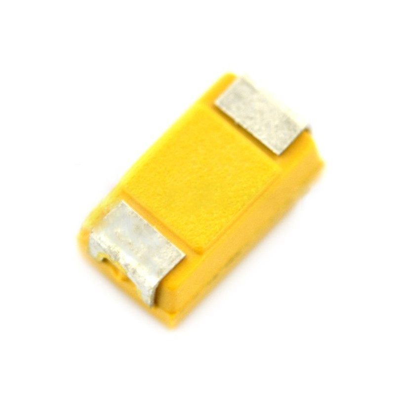 Tantalum capacitor 100uF/10V SMD - C*