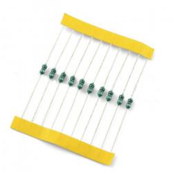 Dławik osiowy przeciwzakłóceniowy 100uH/90mA - 10szt.