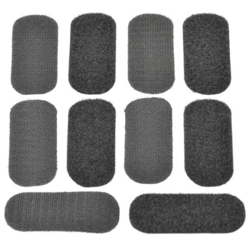 Adhesive velcro 70x30 mm 5 packs