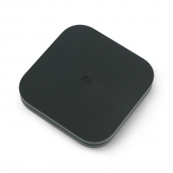 Xiaomi Mi Box S 4K Ultra HD 2/16GB - odtwarzacz multimedialny
