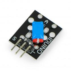 Tilt / shock sensor - Iduino module