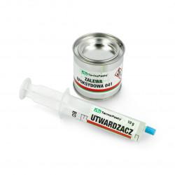 Zalewa epoksydowa 041 - dwuskładnikowa