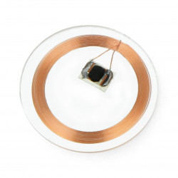 RFID / NFC MiFare Classic Tag przezroczysty- 13,56 MHz
